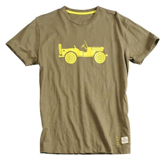 Alpha Industries Willys T , olive