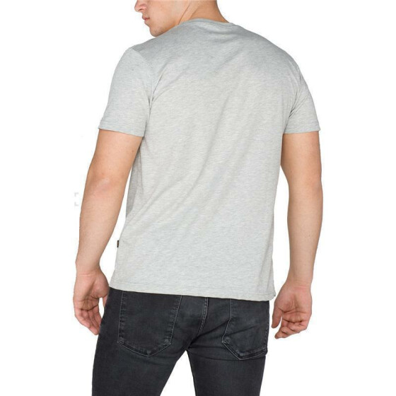 Alpha Industries  USAF T, grey heather S
