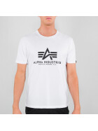 Alpha Industries BASIC T, white L