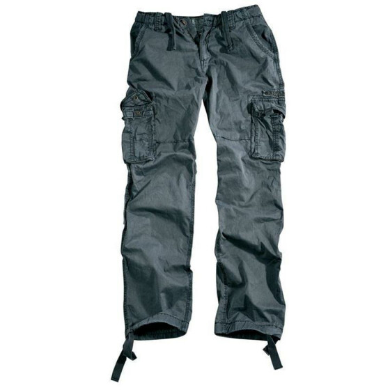 Alpha Industries  Jet Pant, greyblack 31 / 32
