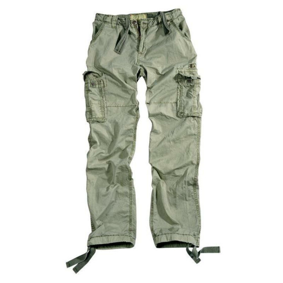 Alpha Industries  Jet Pant, light olive 34 / 32