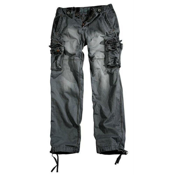 Alpha Industries  TOUGH, greyblack