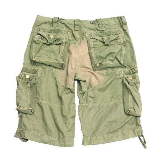 Alpha Industries  TERMINAL, olive 33 inches