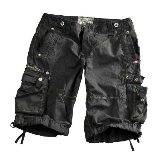 Alpha Industries  TERMINAL, black 30 inches