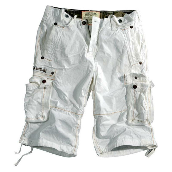 Alpha Industries  TERMINAL, white 30 inches