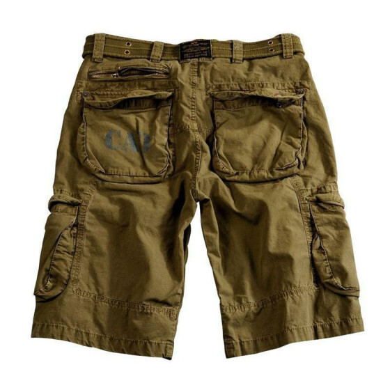 Alpha Industries Edge Short, mud