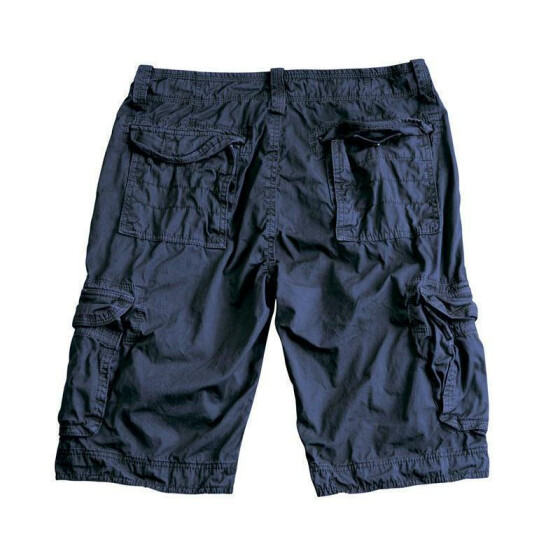 Alpha Industries Twister Short, rep. blue 29 inches