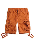 Alpha Industries Twister Short, burned orange 34 inches