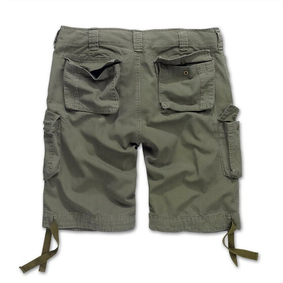 BRANDIT Urban Legend Shorts, olive S