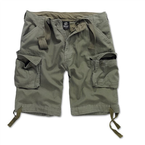 BRANDIT Urban Legend Shorts, olive 5XL