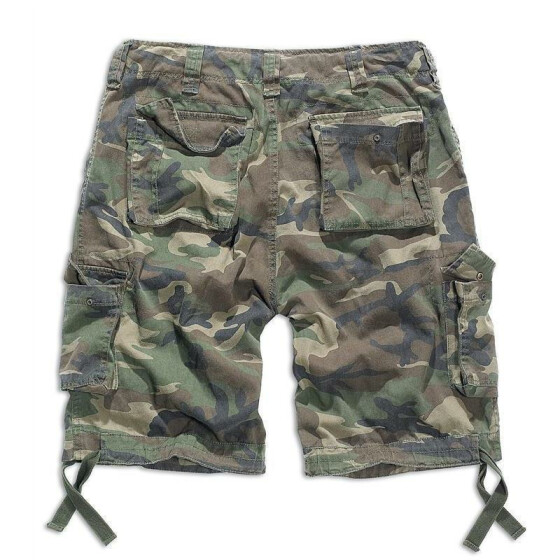 BRANDIT Urban Legend Shorts, woodland 5XL