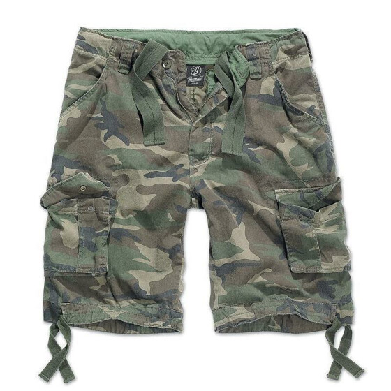 BRANDIT Urban Legend Shorts, woodland 7XL