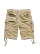 BRANDIT Urban Legend Shorts, beige