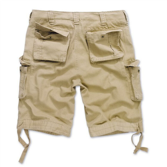 BRANDIT Urban Legend Shorts, beige M