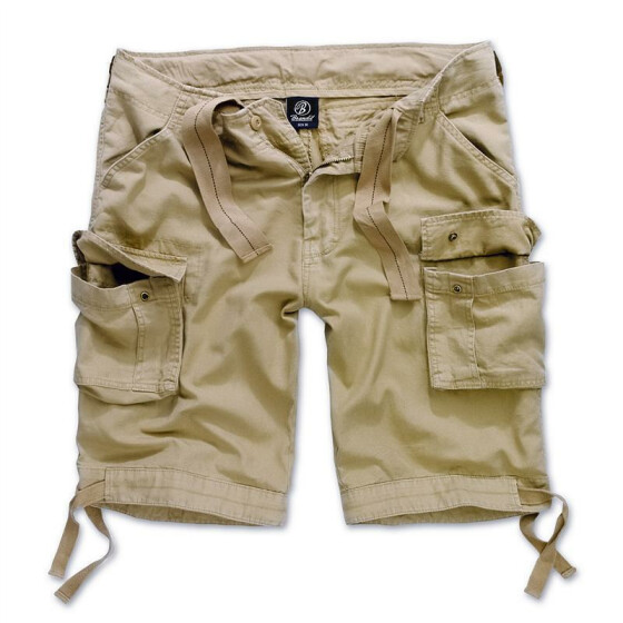 BRANDIT Urban Legend Shorts, beige 3XL