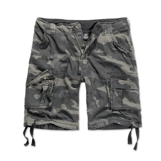 BRANDIT Urban Legend Shorts, darkcamo 4XL