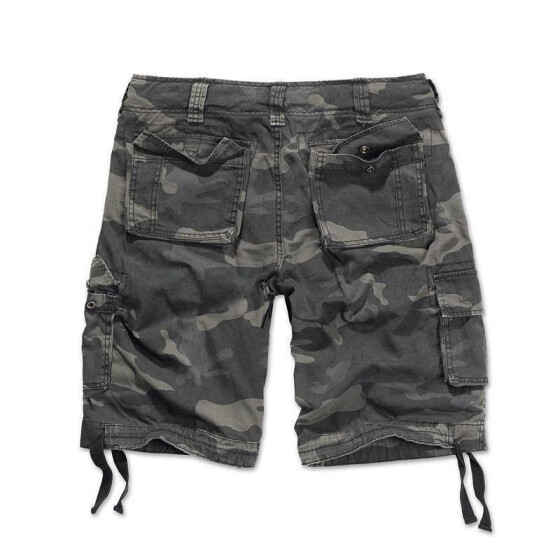 BRANDIT Urban Legend Shorts, darkcamo 5XL