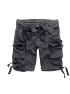 BRANDIT Urban Legend Shorts, black