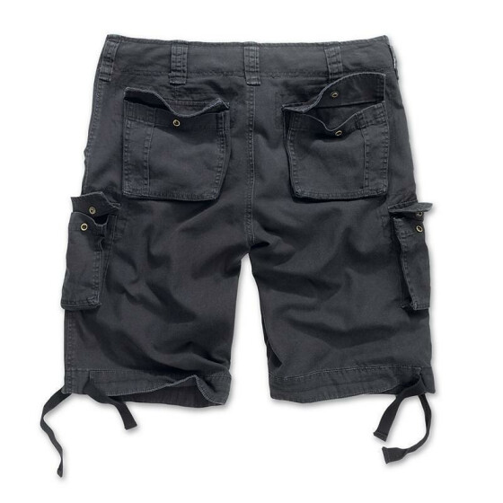 BRANDIT Urban Legend Shorts, black 7XL