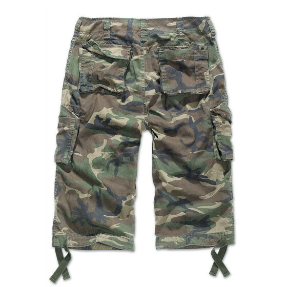 BRANDIT Urban Legend 3/4 Shorts, woodland