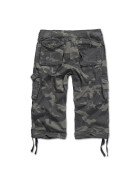 BRANDIT Urban Legend 3/4 Shorts, darkcamo