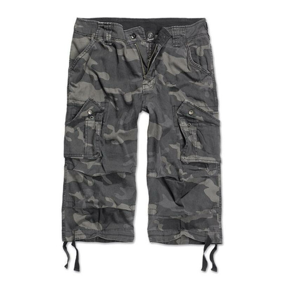 BRANDIT Urban Legend 3/4 Shorts, darkcamo XL