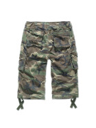 BRANDIT Urban Legend 3/4 Shorts, woodland 3XL
