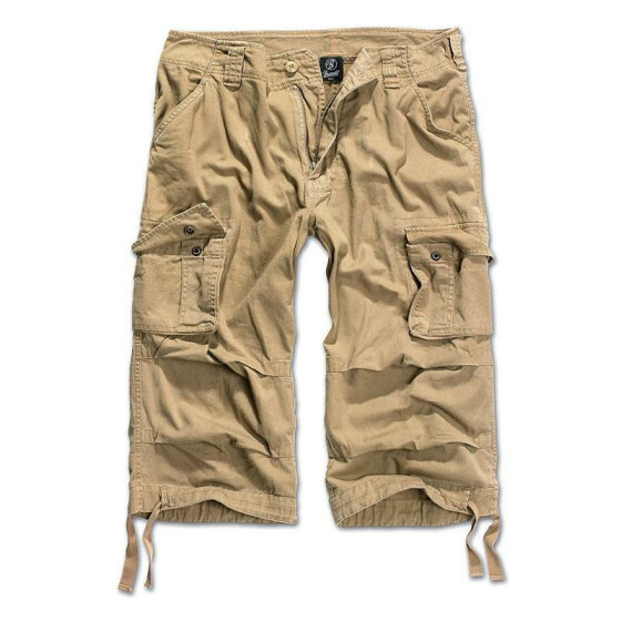 BRANDIT Urban Legend 3/4 Shorts, beige XL