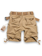 BRANDIT Savage Shorts, beige 3XL