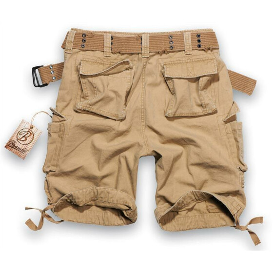 BRANDIT Savage Shorts, beige 7XL