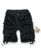 BRANDIT Savage Shorts, black S