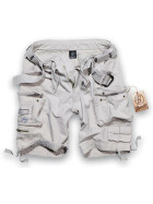 BRANDIT Savage Shorts, old white 4XL