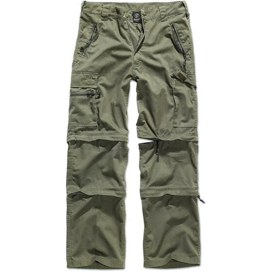 BRANDIT Savannah Pants, oliv M