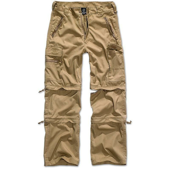 BRANDIT Savannah Pants, camel 3XL