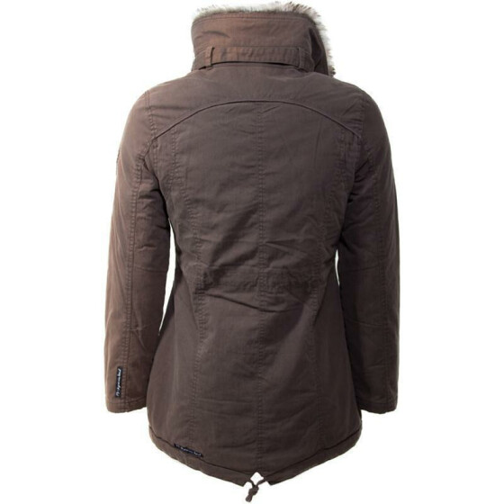 FREE SPIRIT TAMPATA Ladies Jacket, teak XL / 42