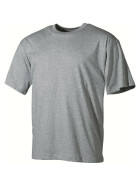 MFH T-Shirt 160g/m²,halbarm, grey XL