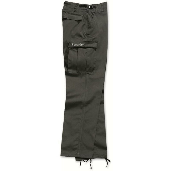 SURPLUS Security Ranger Hose, black M
