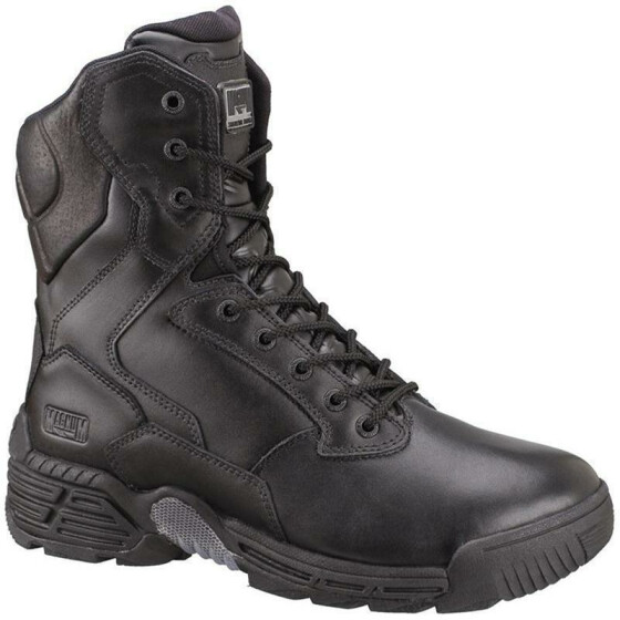 MAGNUM Stealth Force Leather 8.0 WP, black 39
