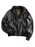 Alpha Industries  HAWK, black 4XL