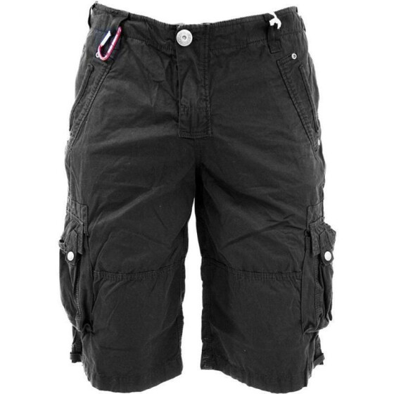 FREE SPIRIT SIMPSON Men Cargo Short, black