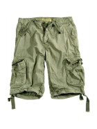 Alpha Industries  JET Shorts, light olive 29 inches