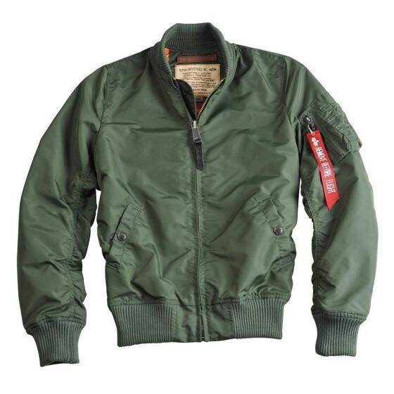 Alpha Industries MA 1 TT wmn (Damen), sage green