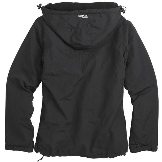 SURPLUS Ladies Windbreaker, black XS