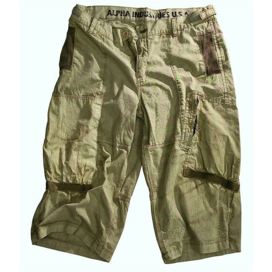 Alpha Industries Recon 3/4 Trouser, olive 32 inches