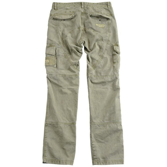 Alpha Industries Field Pant VF, light olive 29 inches