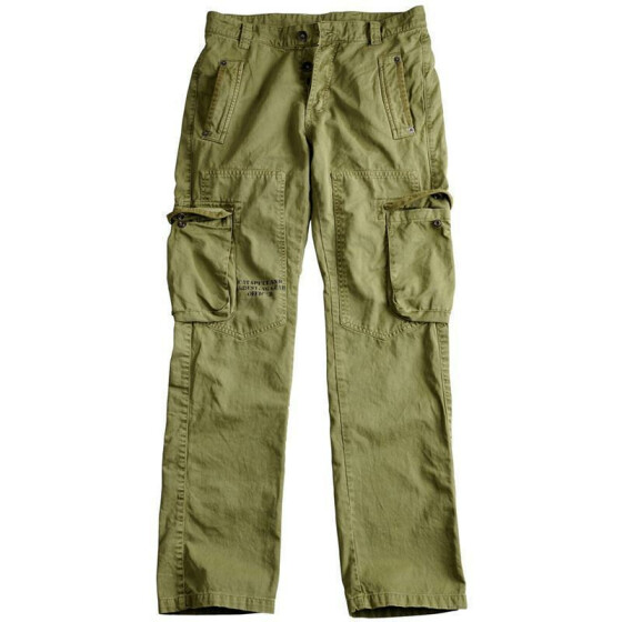Alpha Industries Stream SF Trouser, olive 32 inches