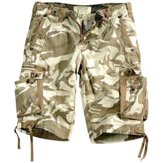 Alpha Industries TERMINAL C, desert camo 30 inches