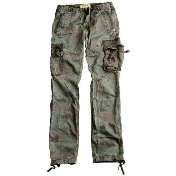 Alpha Industries Tough C, woodland camo