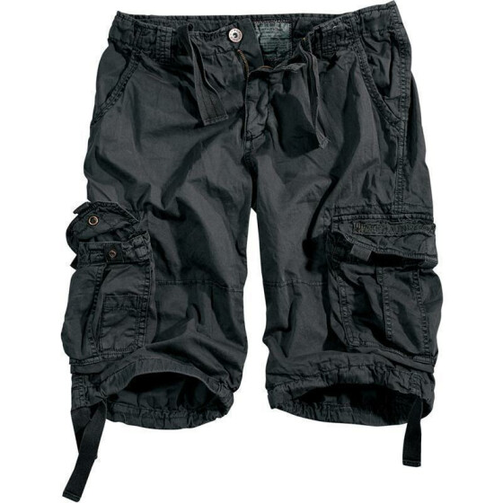 Alpha Industries  JET Shorts, black 33 inches