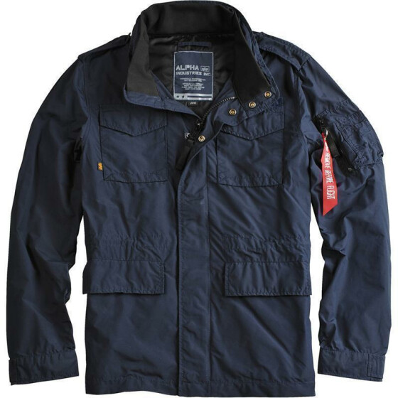 Alpha Industries Renegade Jacket, rep. blue L